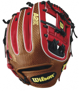 2017 Wilson A2K Reviews