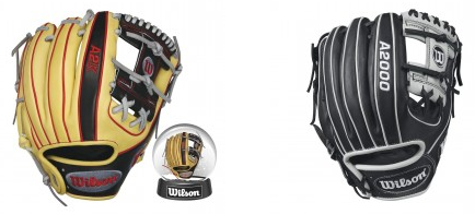 2017 A2K Wilson Glove Reviews