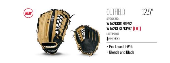 Wilson KP92 Glove Review
